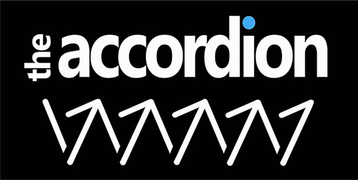 Accordion Business Card